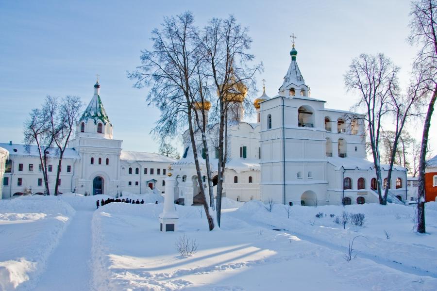 Рождество в  Костроме от 5950 рублей/чел