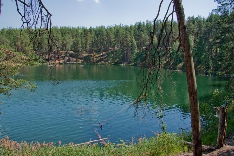 Фотография: Еловое озеро