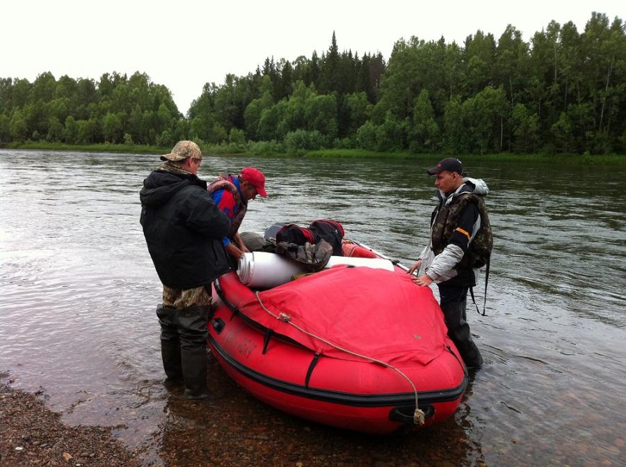 лодка сибирь форум