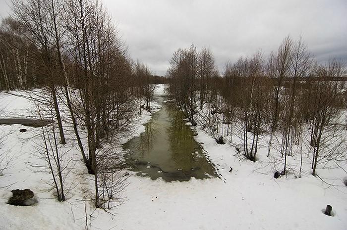 Кудьма, апрель 2011. Фото 4
