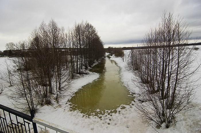 Кудьма, апрель 2011. Фото 5