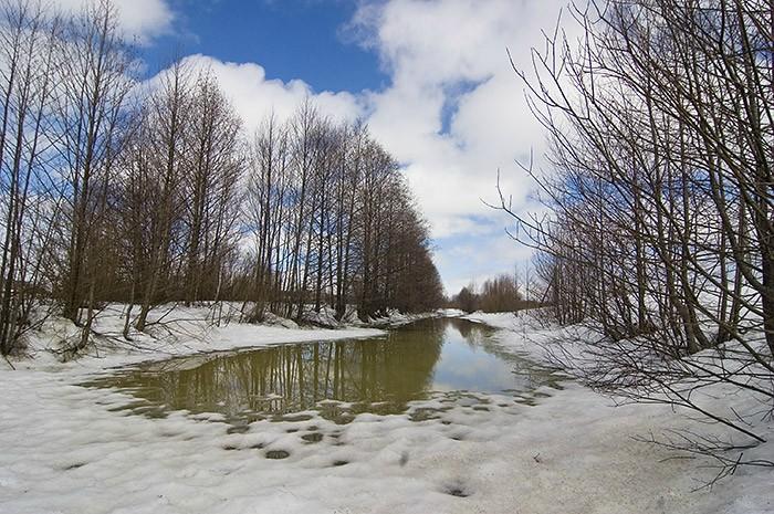 Кудьма, апрель 2011. Фото 7