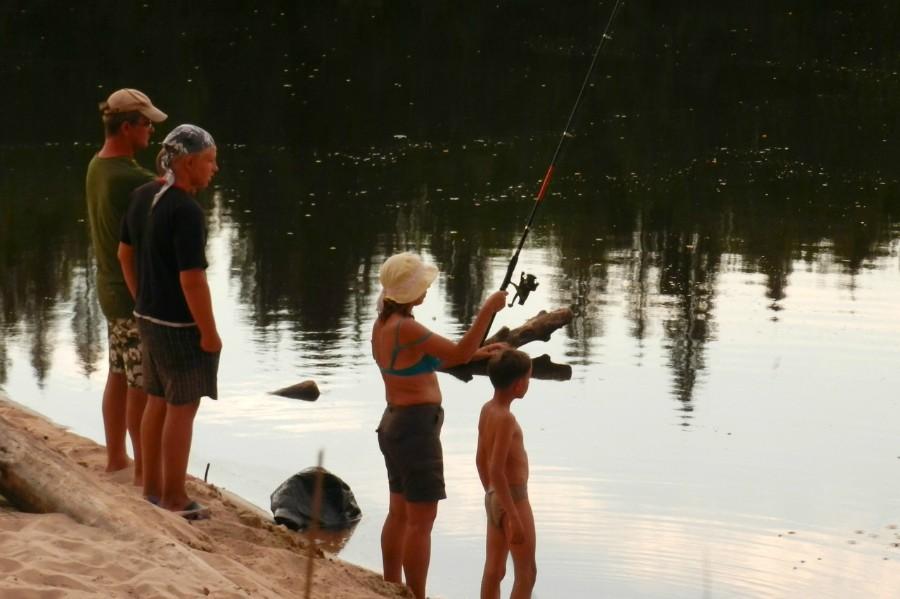 новгород рыбалка выходные