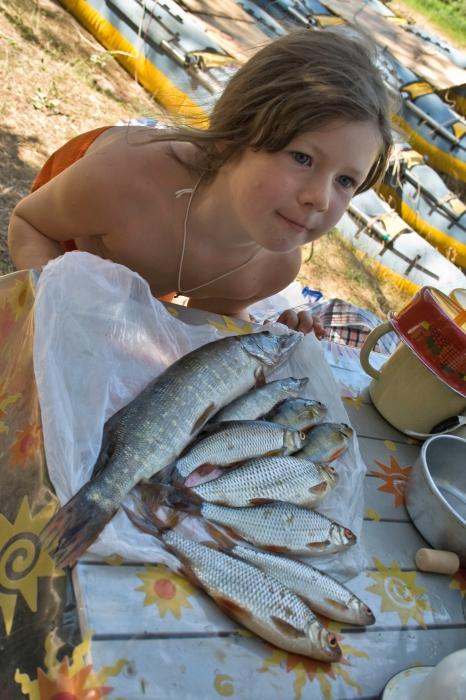 успех рыбака