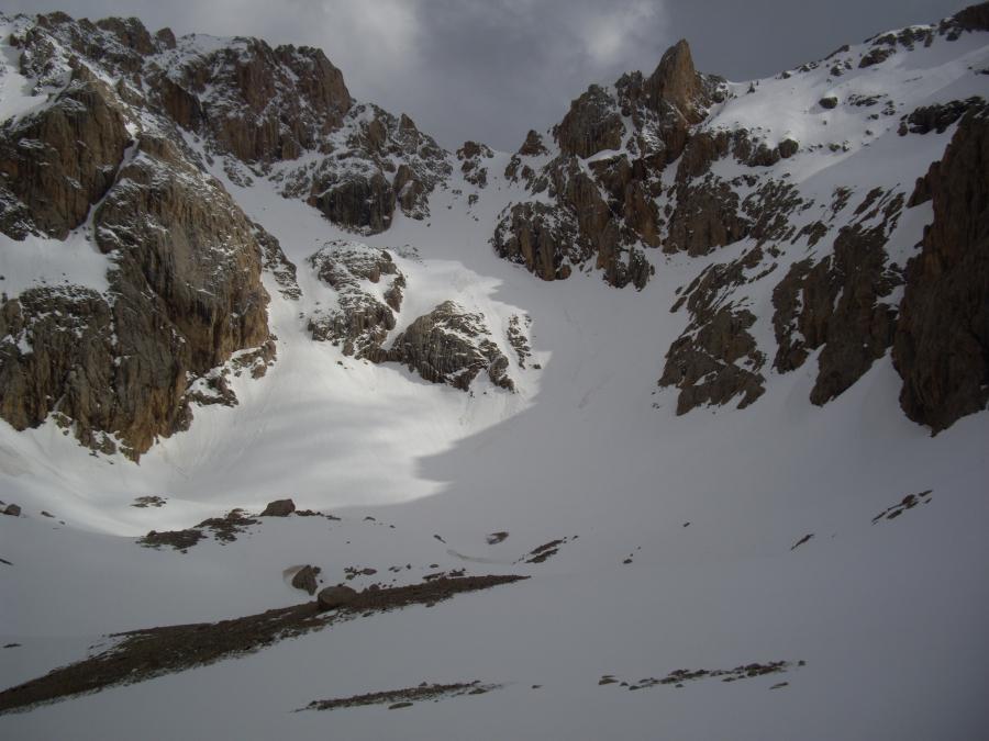 Горный поход 3 категории сложности по Центральному Тавру (хребет Аладаглар, Турция)
