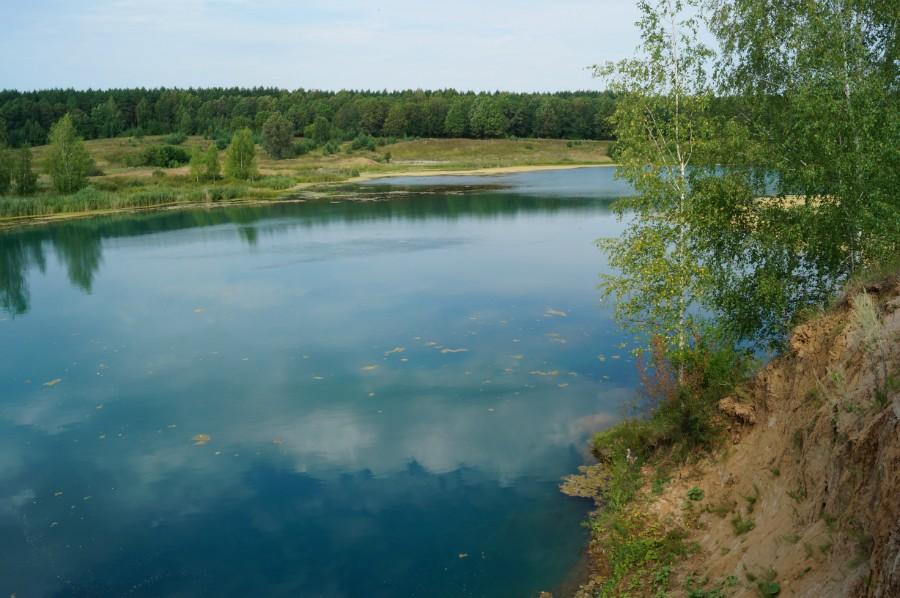 Озеро Ключик (Доскинское Святое)