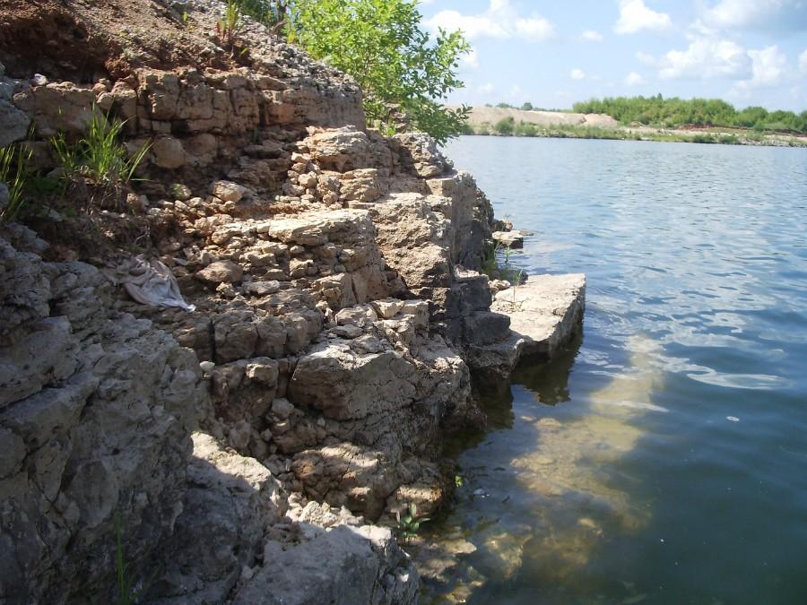 Каменищенский карьер (Каменищенское море), фото 4