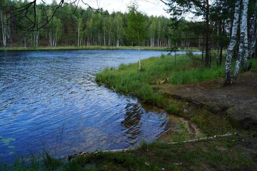 озеро юхро рыбалка