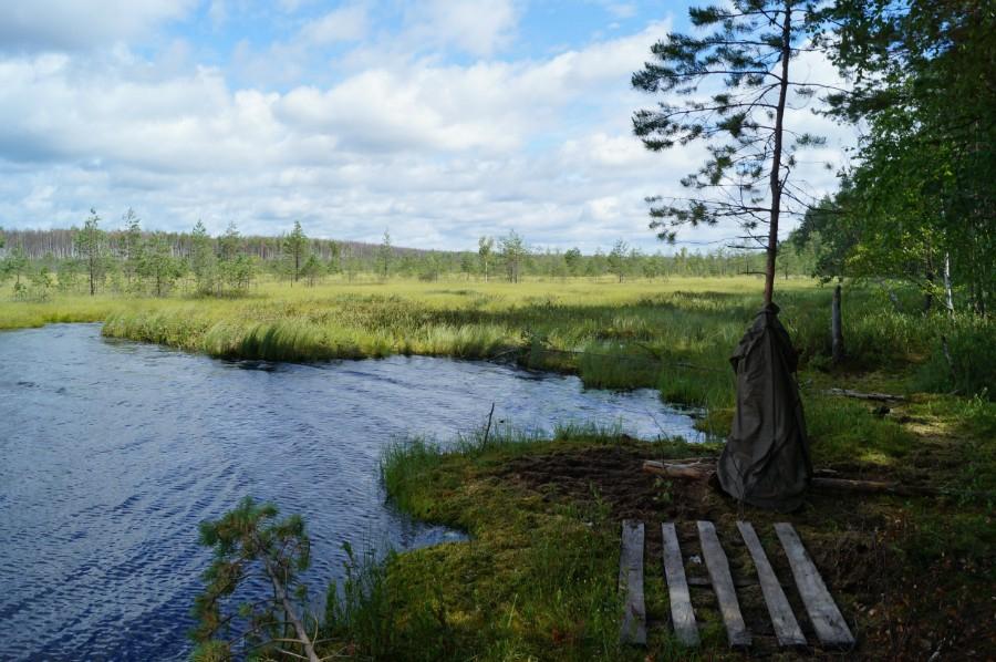 озеро мартышев рыбалка