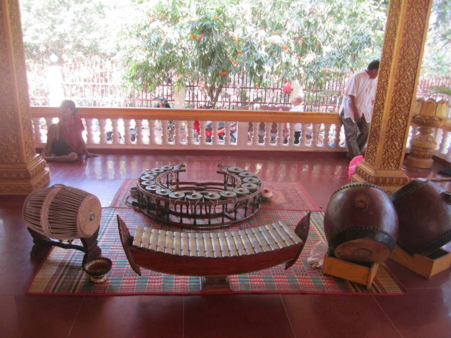 Preah Ang Chorm Shrine, 2