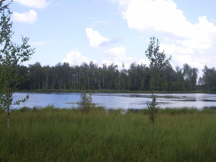Озеро Молева