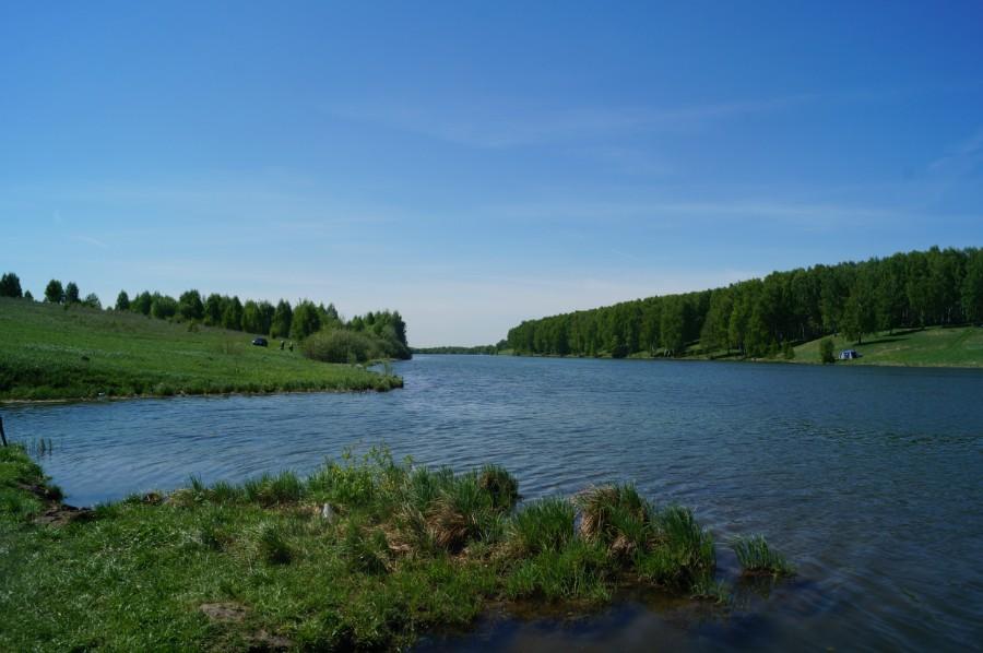 восточный бурцевский пруд рыбалка