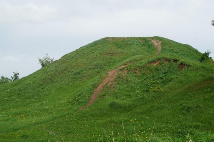 Гора Крутушка. Насыпана по приказу Шереметьева, фото 2