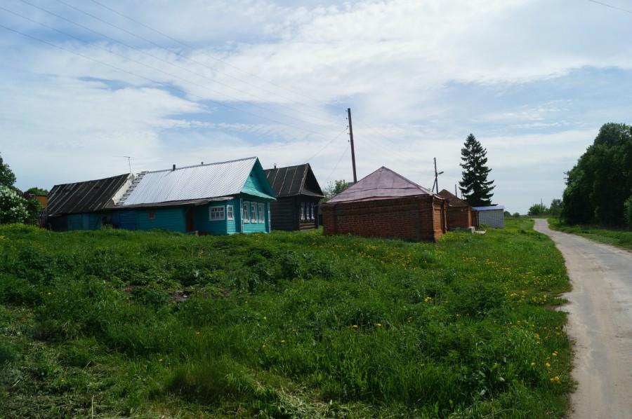 Село Симбилей. Усадьба Орловых-Давыдовых