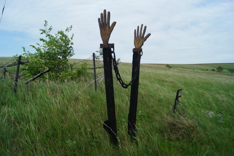 Памятник жертвам Сталинских репрессий, фото 3