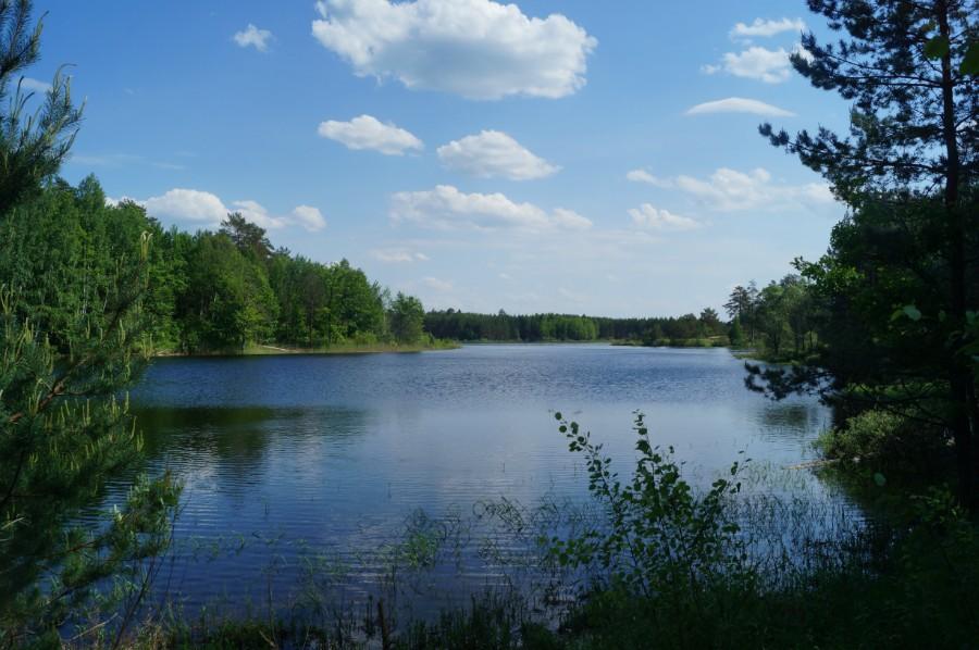 Озеро Черепаха. Вид с северо-запада