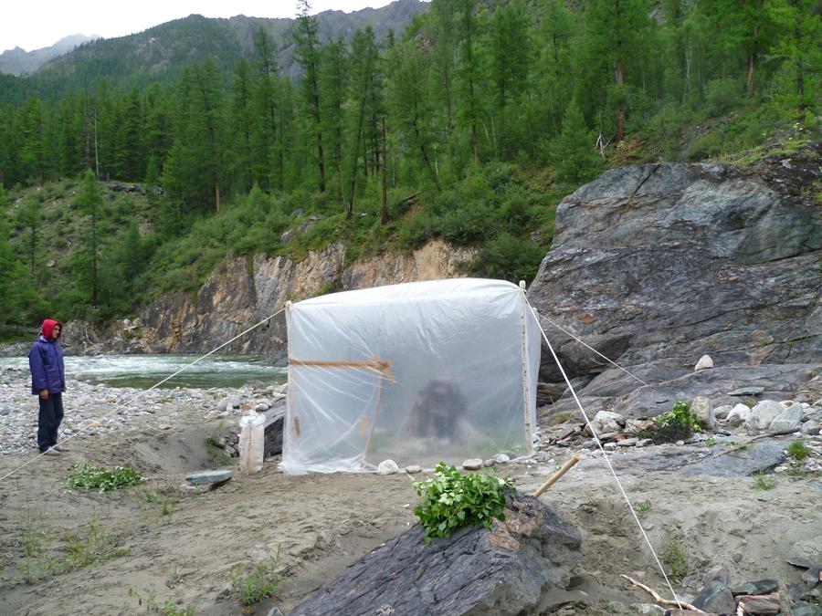 ОТЧЕТ о водном туристском походе пятой категории сложности в районе Восточного Саяна