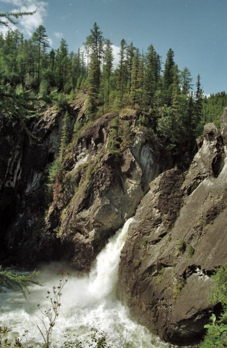 Отчет: Река Китой, август 2010