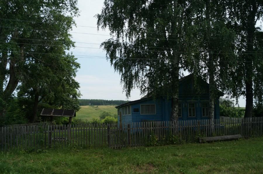 Дом, где родился и жил дедушка Ленина Н.В. Ульянов