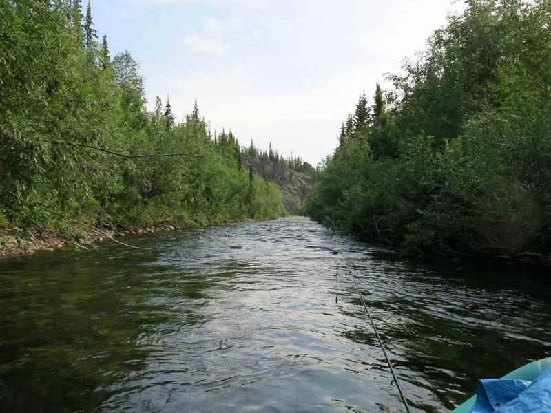 рыбалка на реке лемва в коми
