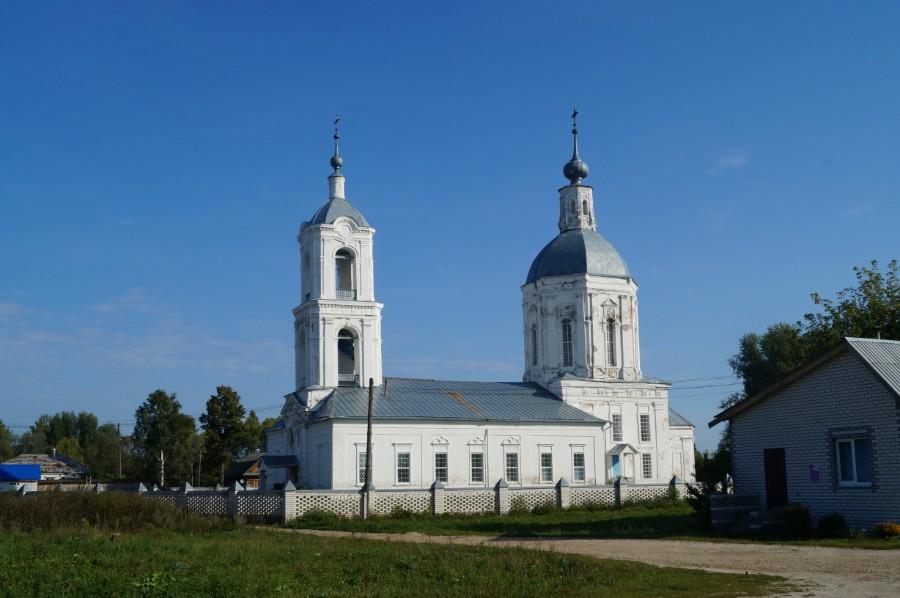 церкви в нижегородской области популярностью пользуются Ответ