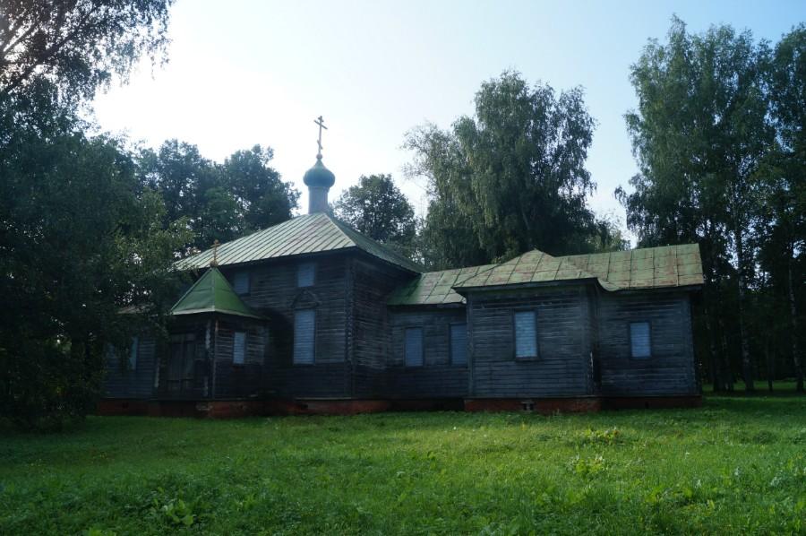 Церковь Александра Невского в селе Львовка. Фото 3