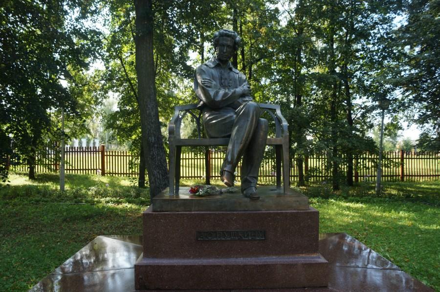 Памятник А.С.Пушкину. Фото 2