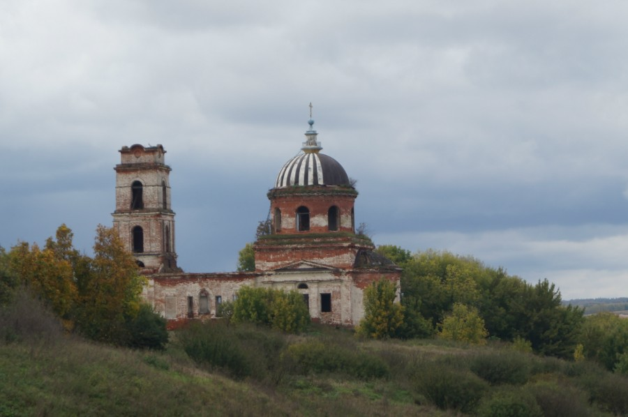Храм Спаса Преображения в Пилекшево