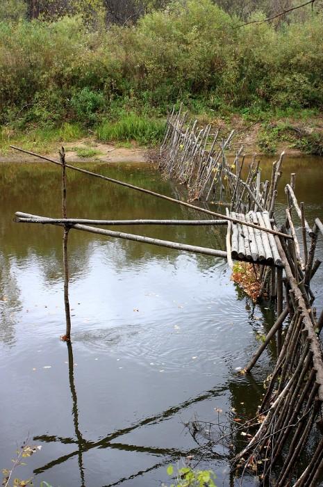 Рыбацкое ограда