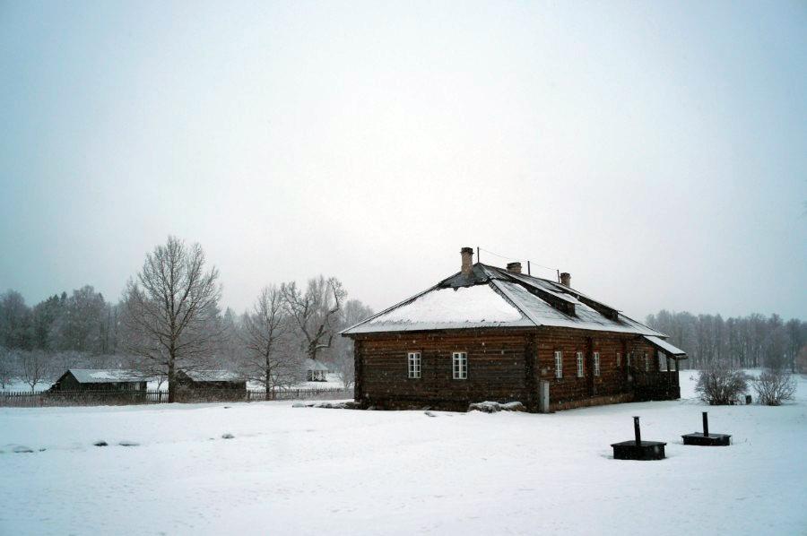 Тригорское, имение Осиповых-Вульф, друзей Пушкина