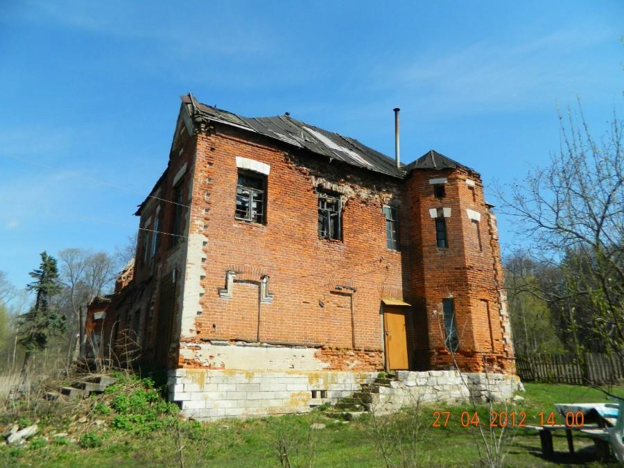 Гостевой дом усадьбы графа Келлера