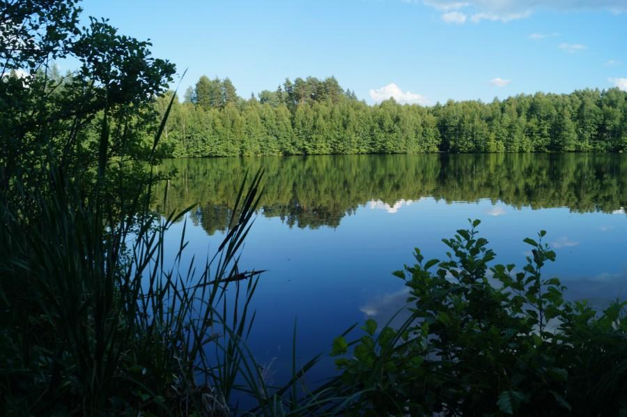 Озеро Ишлей