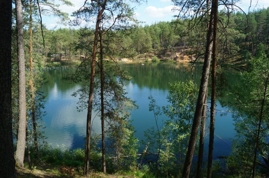 Озеро Еловое-1 (Светлое-6)
