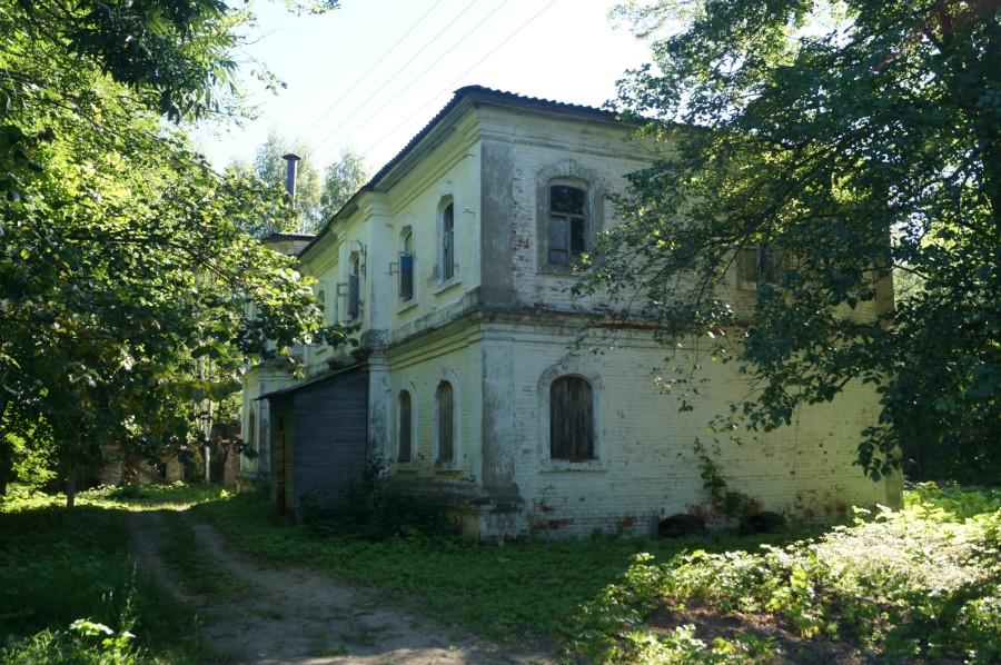 Барский дом Левашевых