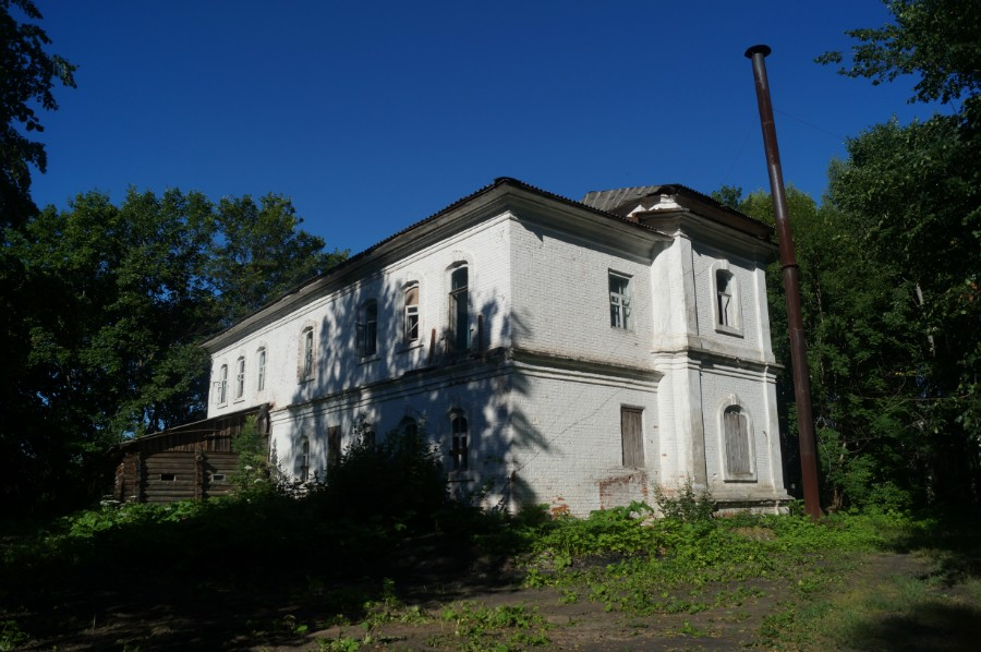 Барский дом Левашевых. Фото 2