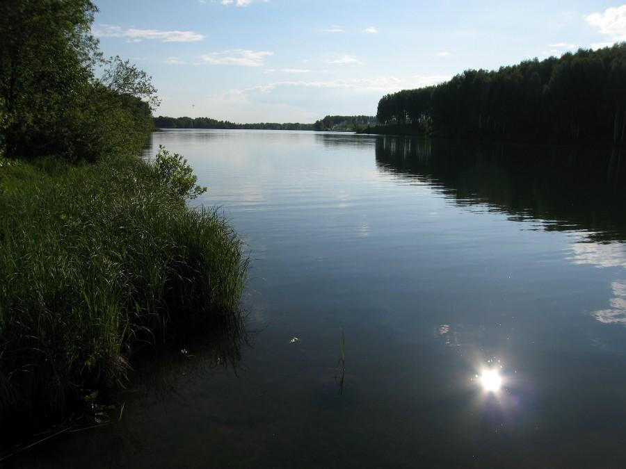 рыболовные места богородского района