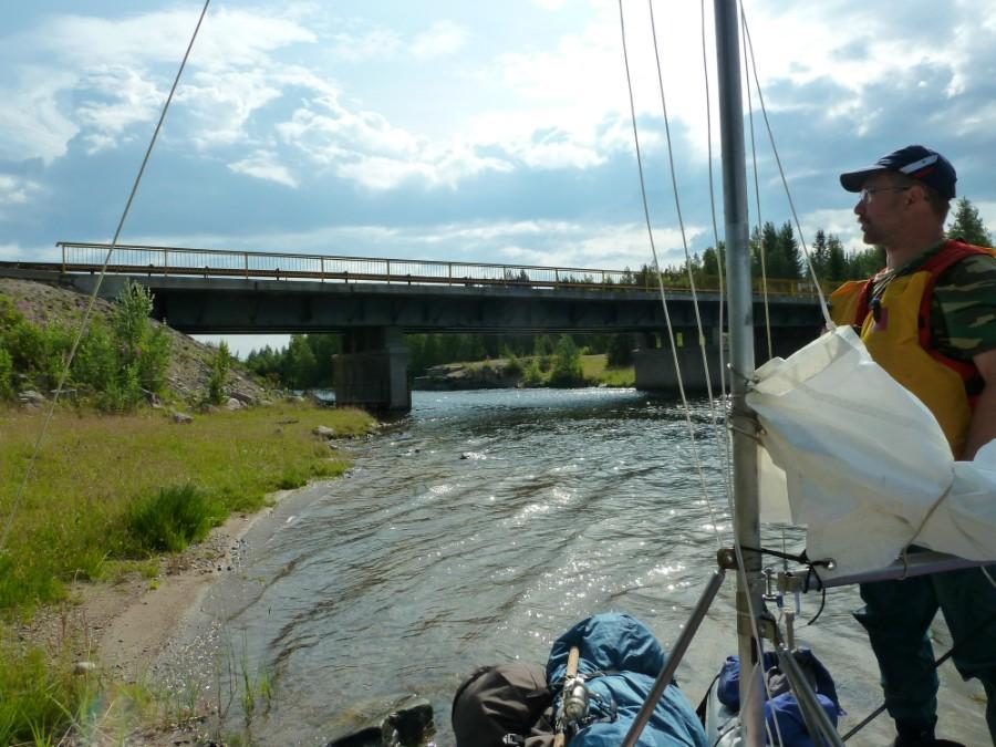 Отчет: Парусный поход по озерам Северной Карелии