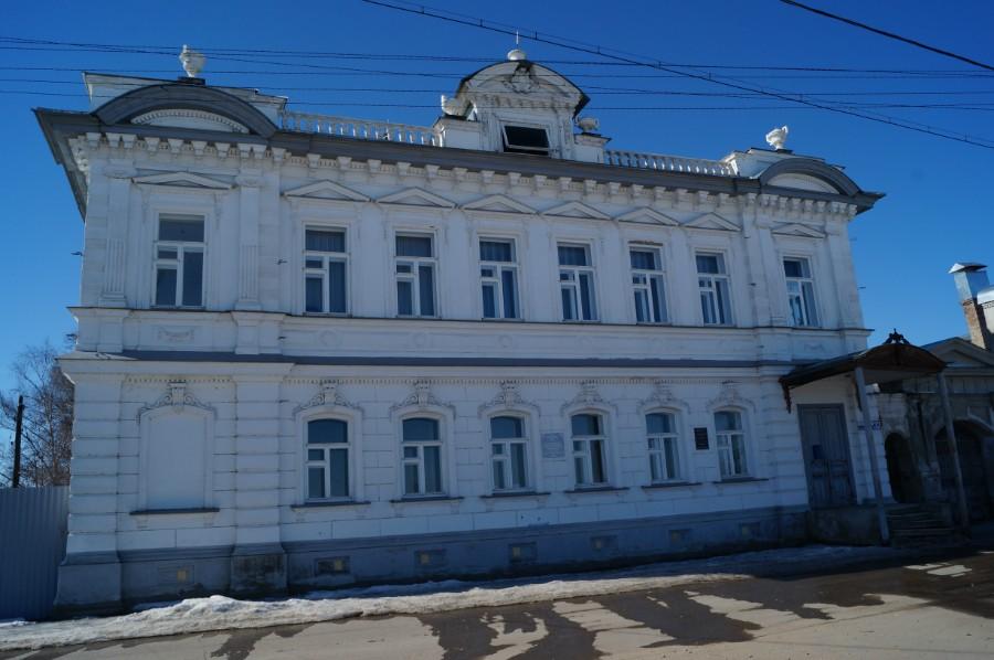 Усадьба Худякова (входит в состав Балахнинского музейного историко-художественного комплекса)