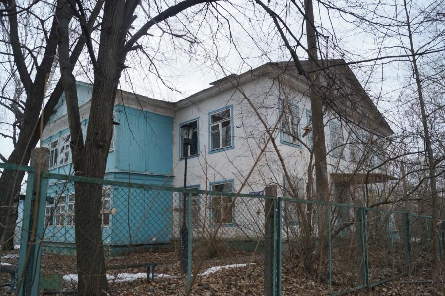 Усадьба Грузинских-Турчаниновых в Катунках