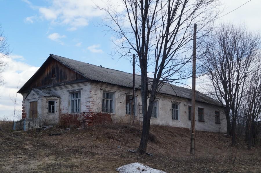 Усадьба Е.М. Голициной-М.И. Остен-Сакен (с. Ефавоно, Навашинский р-н). В настоящее время охотничье хозяйство