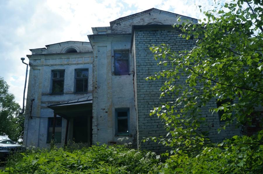 Усадьба Демидовых в Покров-Майдане