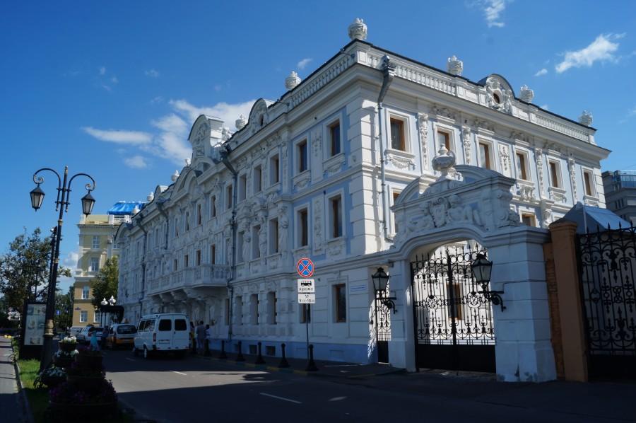 Музей-усадьба Рукавишникова на Верхневолжской набережной