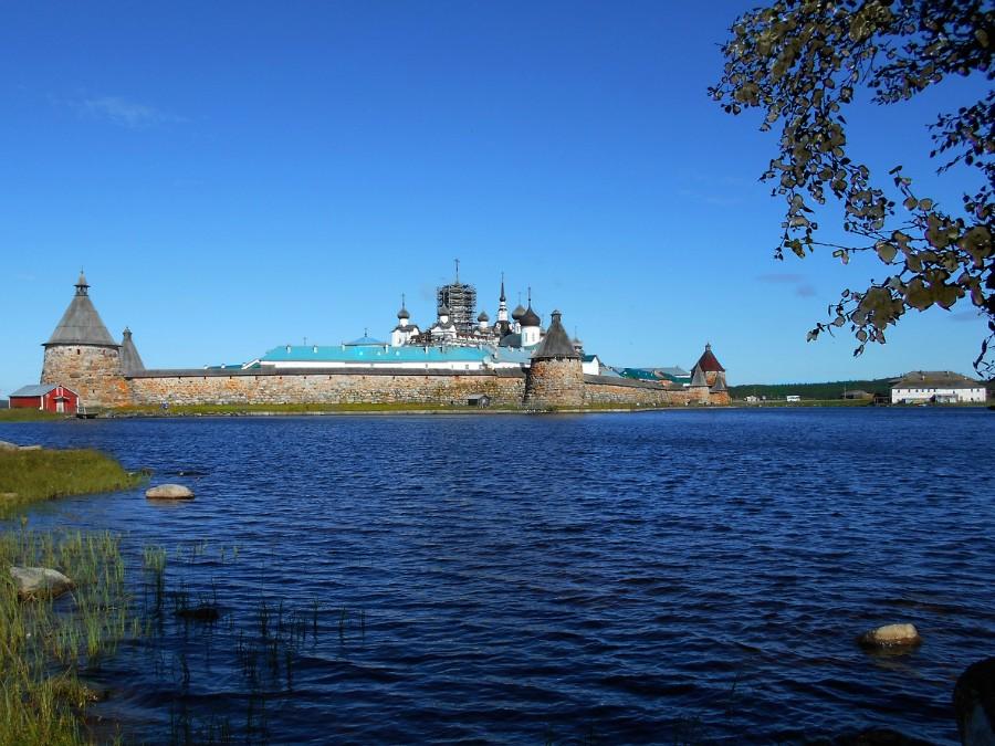 заключение договора вид соловецкого монастыря со стороны святого озера наличии складе подшипники