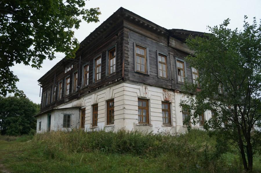 Бывшая усадьба Кутлубицких в Костянке (Шатковский район)