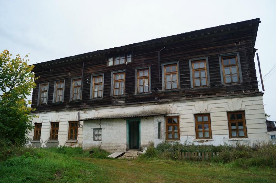 Усадьба Кутлубицкого в Костянке (Шатковский район)
