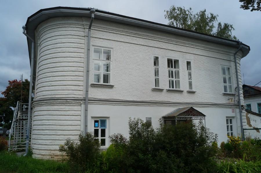 Бывший флигель усадьбы Грузинских-Стоговых в Лысково