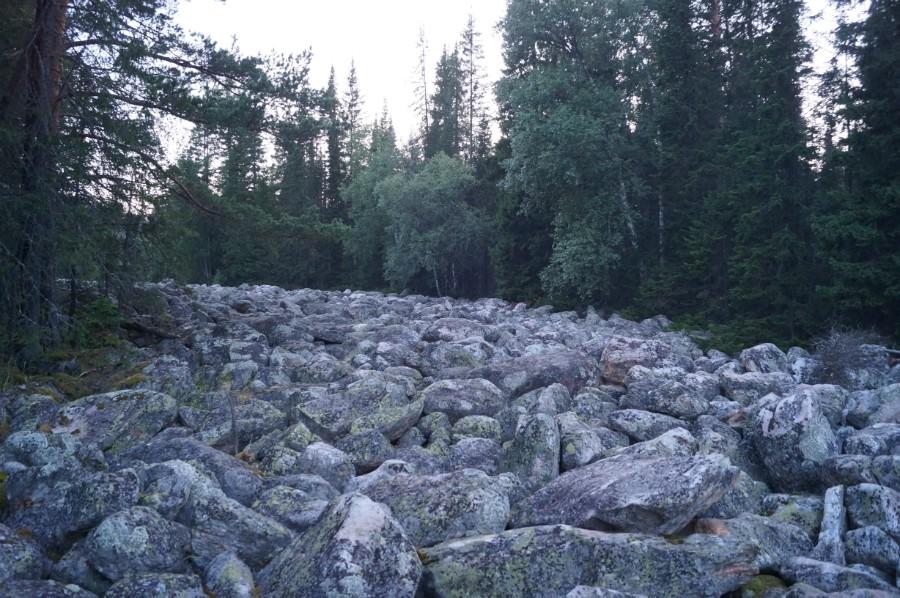 фото каменная речка