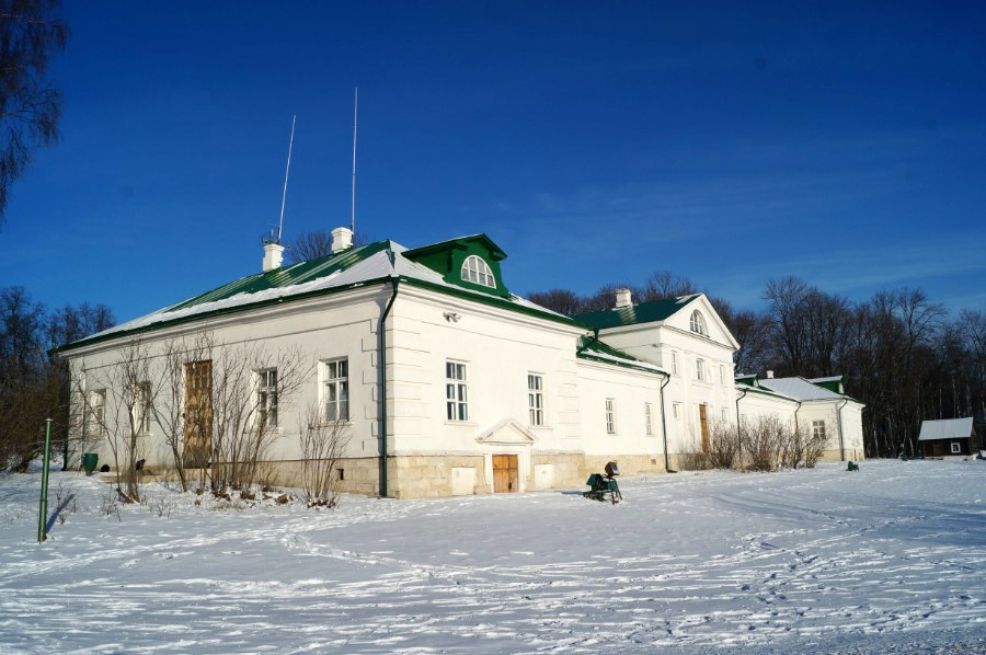 Дом Волконского в Ясной Поляне