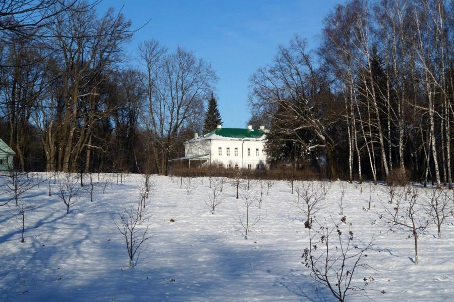 Дом-музей Л.Н. Толстого в
