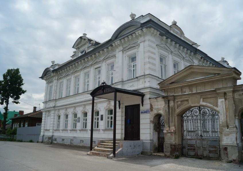 Усадьба Худякова. Балахна